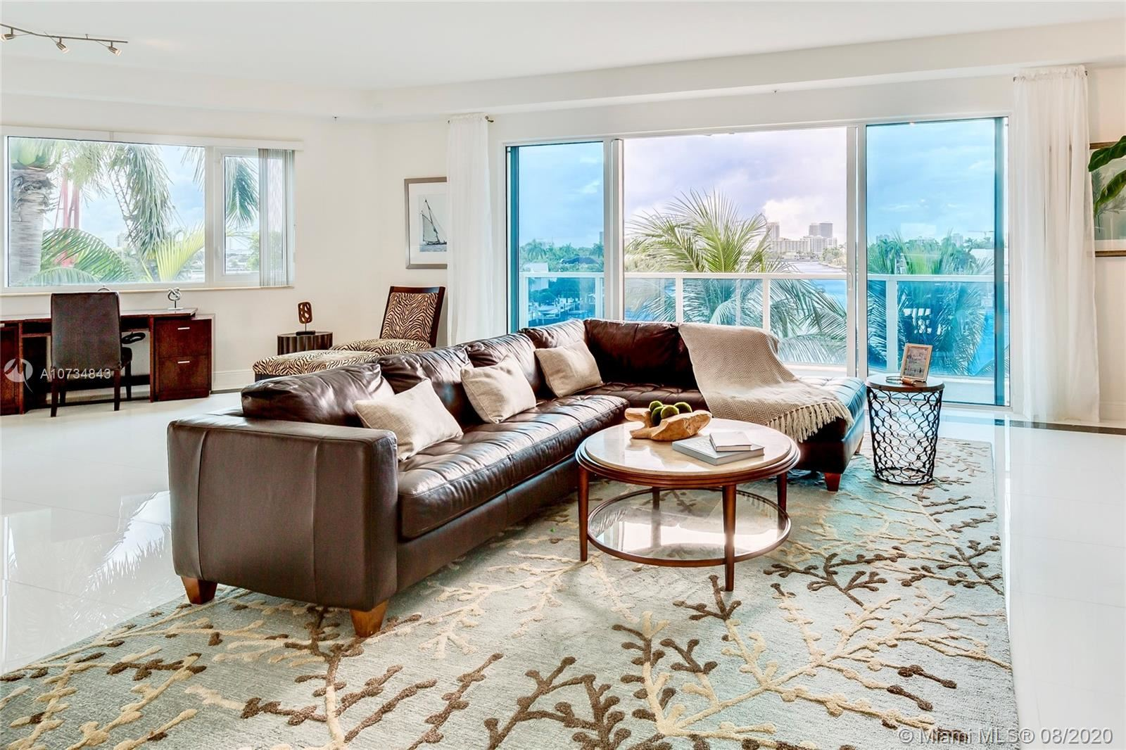 Photo of 516 Hendricks Isle #4A, Fort Lauderdale, FL 33301 (MLS # A10734843)