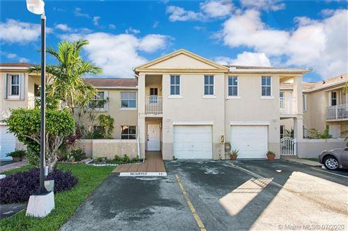 Foto de inmueble con direccion 9167 Fontainebleau Blvd #6 Miami FL 33172 con MLS A10901844