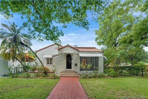 Photo of 244 Fluvia Ave, Coral Gables, FL 33134 (MLS # A10895845)