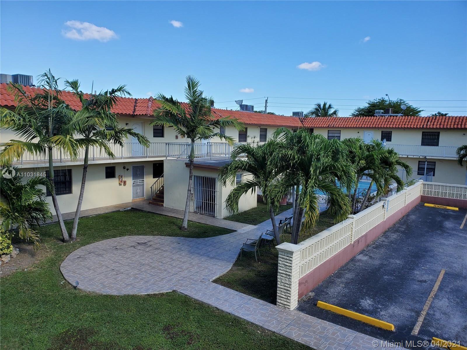 8701 SW 12th St #20, Miami, FL 33174 - #: A11031845