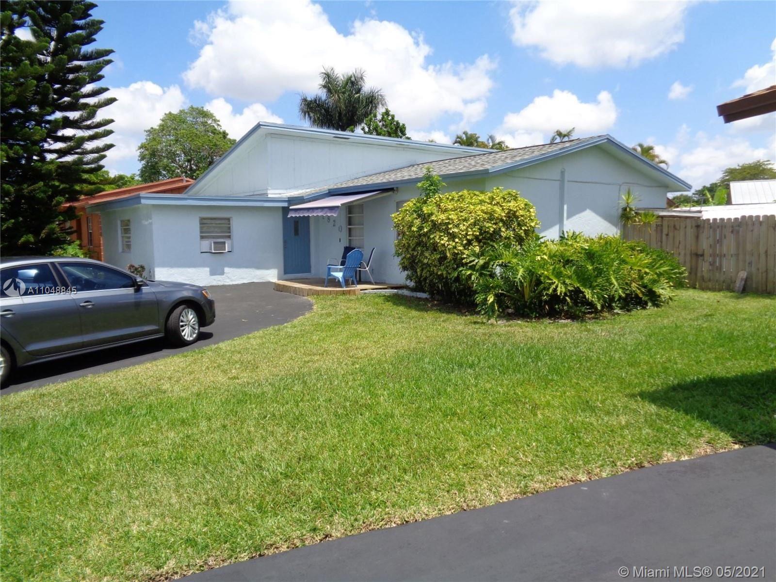 7820 SW 7th Ct, North Lauderdale, FL 33068 - #: A11048845