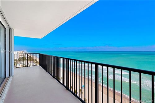 Photo of 2201 S Ocean Dr #2803, Hollywood, FL 33019 (MLS # A10804846)