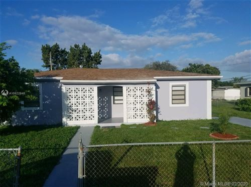 Photo of Listing MLS a10822846 in 13310 NW 18th Ct Miami FL 33167