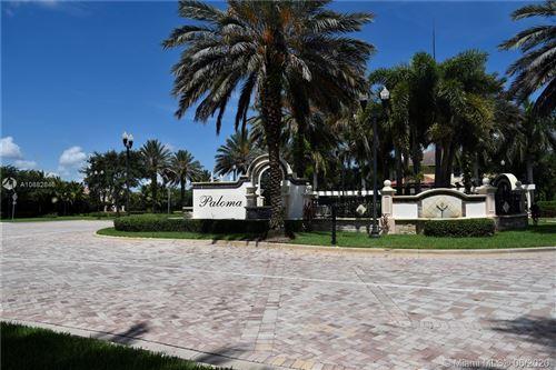 Photo of 4655 Cadiz Cir #4655, Palm Beach Gardens, FL 33418 (MLS # A10882846)