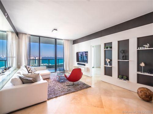 Photo of 900 Biscayne Blvd #3708, Miami, FL 33132 (MLS # A10956846)