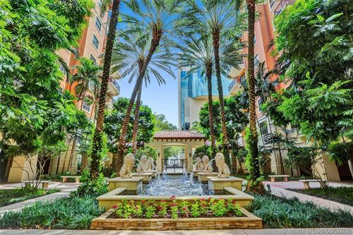 Photo of 100 Andalusia Ave #313, Coral Gables, FL 33134 (MLS # A11094846)