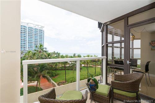 Photo of 6423 Collins Ave #407, Miami Beach, FL 33141 (MLS # A11100846)
