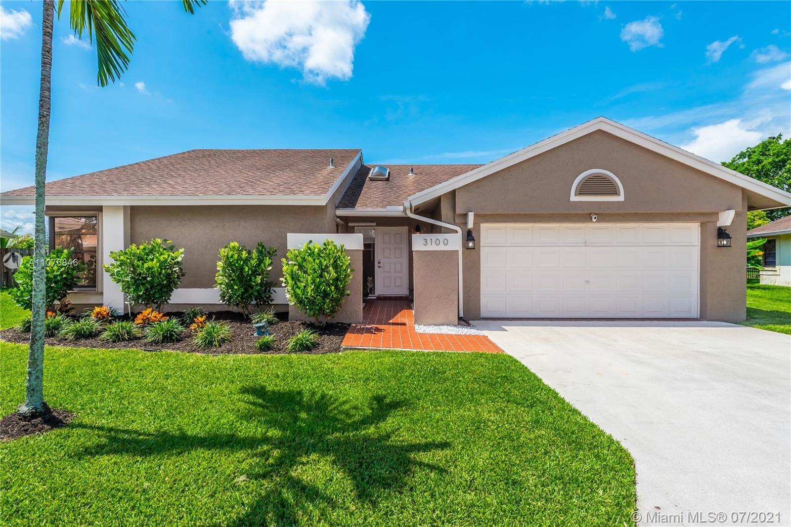 3100 NW 109th Ave, Sunrise, FL 33351 - #: A11076846