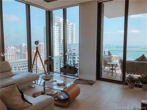 Photo of 1010 Brickell Ave #4701, Miami, FL 33131 (MLS # A10609847)