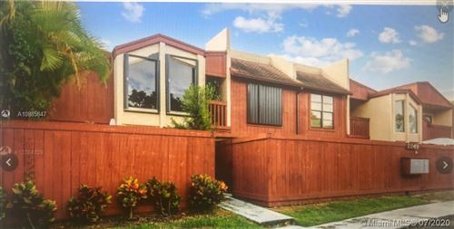 Photo of Listing MLS a10885847 in 7049 SW 115th Pl #A Kendall FL 33173