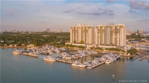 Photo of 1900 Sunset Harbour Dr #1701, Miami Beach, FL 33139 (MLS # A10963847)