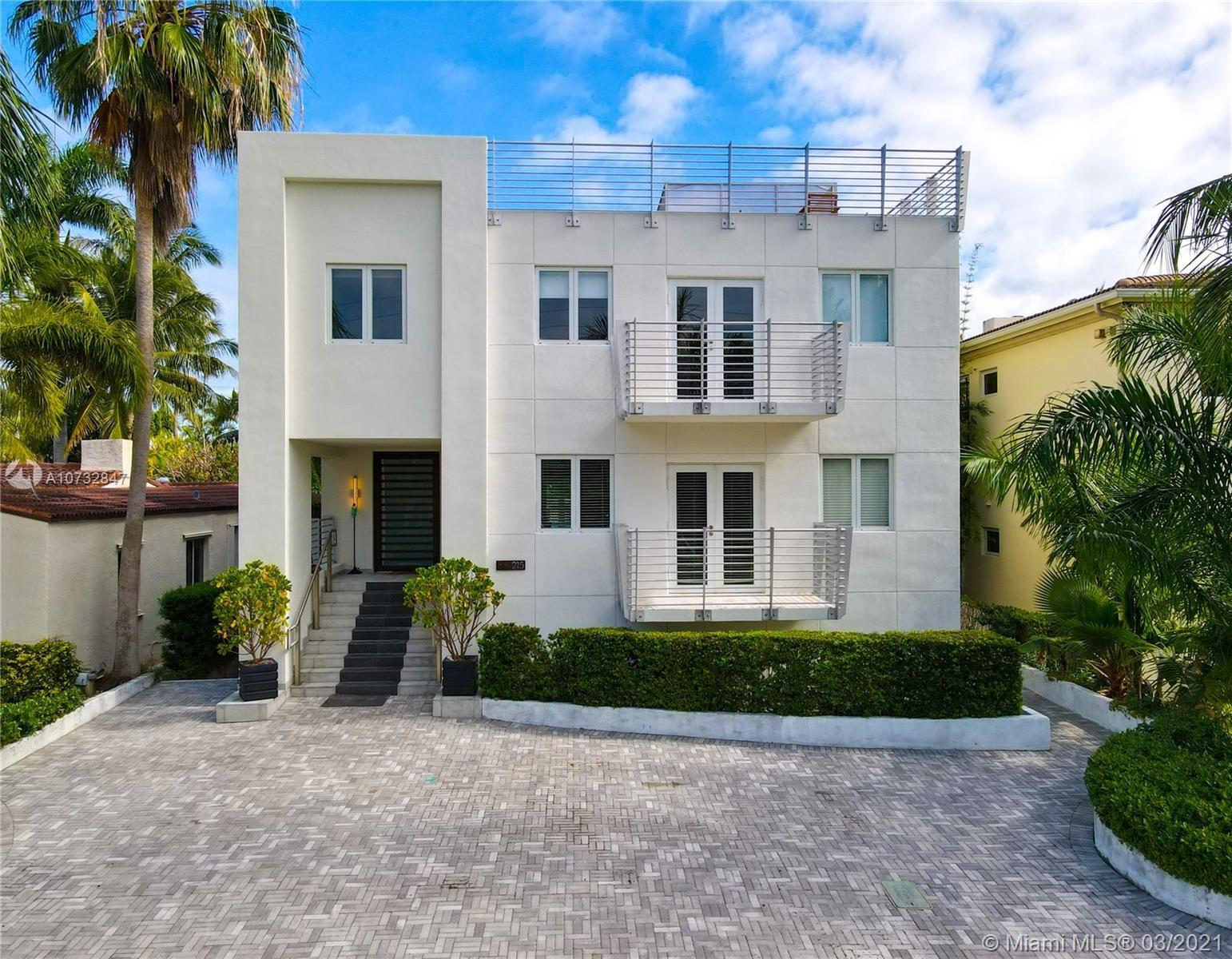 215 Palm Ave, Miami Beach, FL 33139 - #: A10732847
