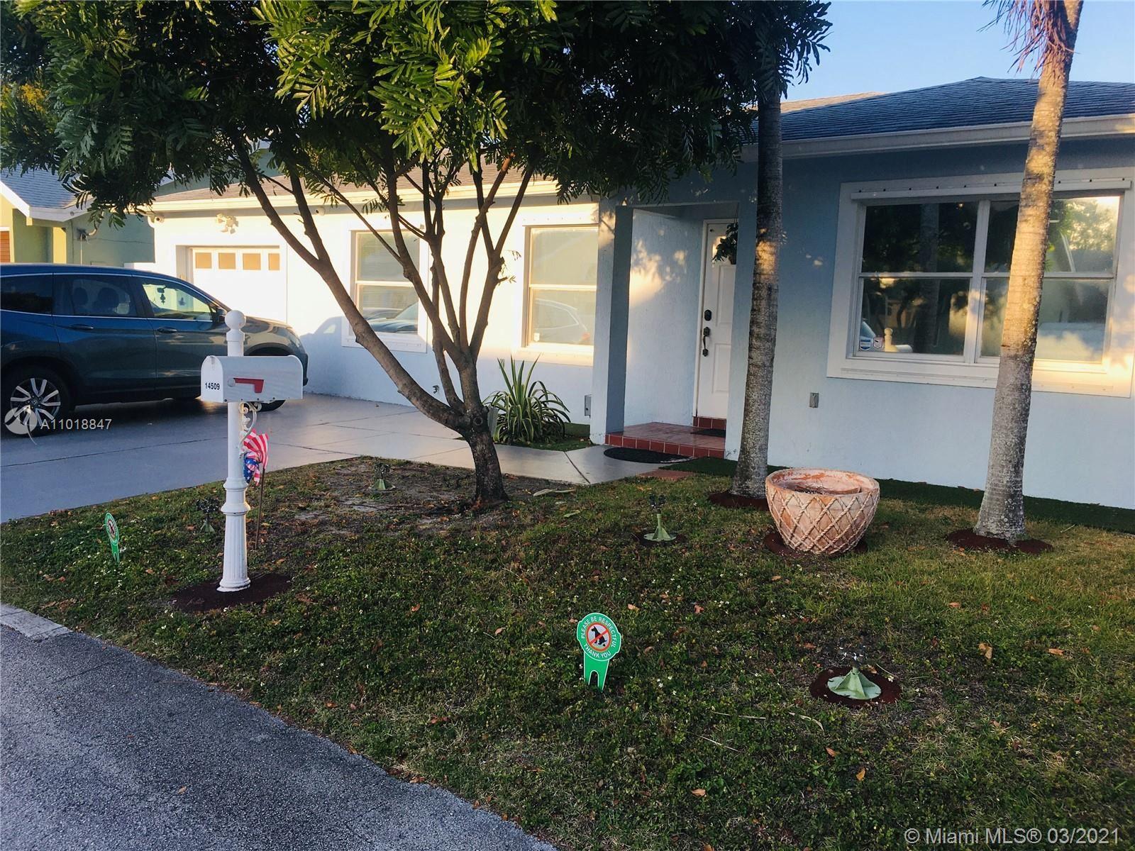14509 SW 139th Ave Cir W, Miami, FL 33186 - #: A11018847