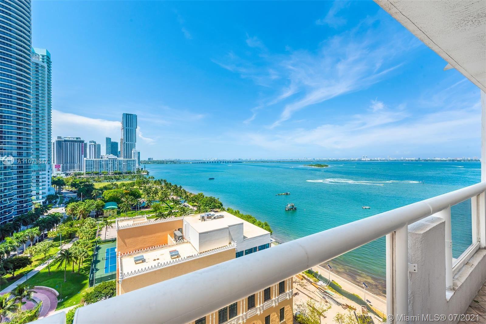 1717 N Bayshore Dr #A-1737, Miami, FL 33132 - #: A11073847