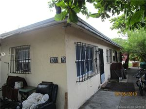 Foto de inmueble con direccion 1277 NW 28th St Miami FL 33142 con MLS A10687848
