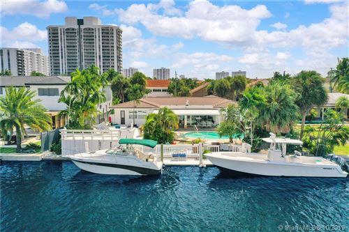 Photo of 460 Holiday Dr, Hallandale Beach, FL 33009 (MLS # A10749848)