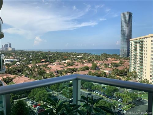 Photo of 19380 Collins Ave #1408, Sunny Isles Beach, FL 33160 (MLS # A10865848)