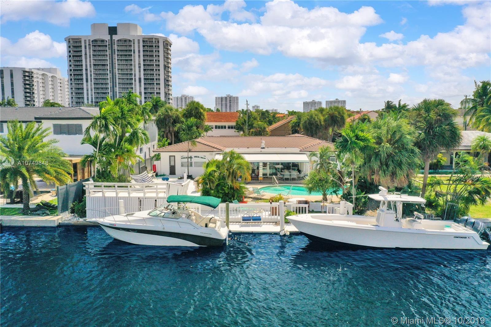 460 Holiday Dr, Hallandale Beach, FL 33009 - #: A10749848