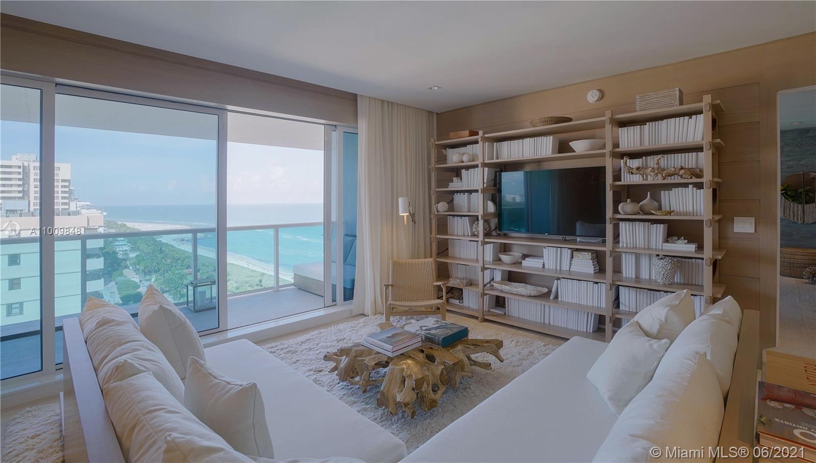 102 24th St #PH-1707, Miami Beach, FL 33139 - #: A11009848