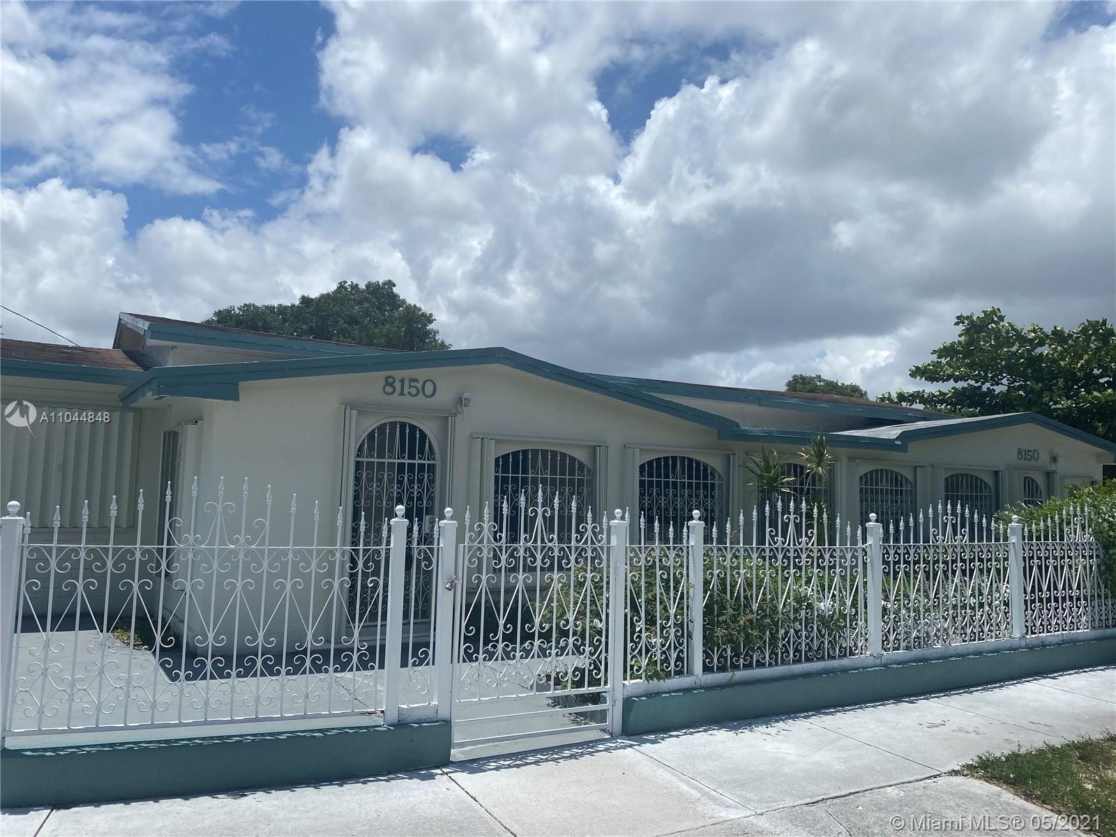 8150 NW 21st Ave, Miami, FL 33147 - #: A11044848
