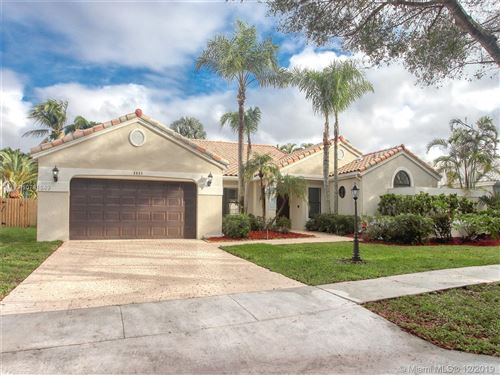 Photo of Listing MLS a10791849 in 3651 Washington Ln Cooper City FL 33026