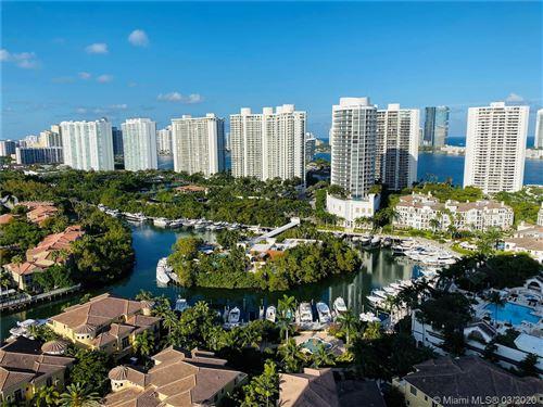 Photo of 1000 W Island Blvd #2507, Aventura, FL 33160 (MLS # A10835849)