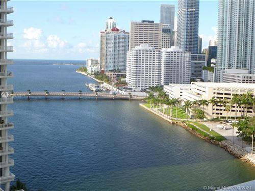 Photo of 901 Brickell Key Blvd #1503, Miami, FL 33131 (MLS # A10978849)