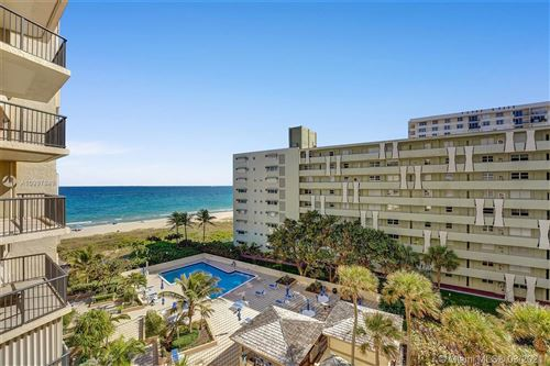 Photo of 1800 S Ocean Blvd #604, Lauderdale By The Sea, FL 33062 (MLS # A10997849)