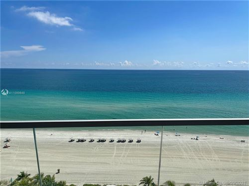 Photo of 18501 Collins Ave #1003, Sunny Isles Beach, FL 33160 (MLS # A11099849)