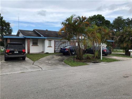 Photo of 3255 SW 61st Ave, Miramar, FL 33023 (MLS # A11107849)
