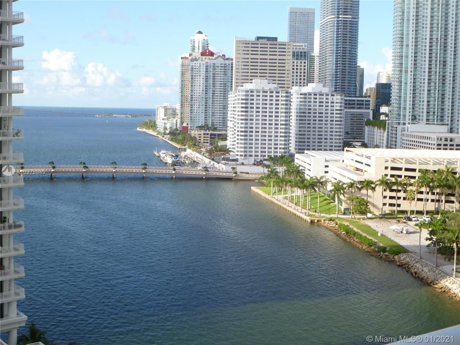 901 Brickell Key Blvd #1503, Miami, FL 33131 - #: A10978849
