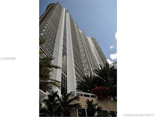 Photo of 901 Brickell Key Blvd #3706, Miami, FL 33131 (MLS # A10361850)