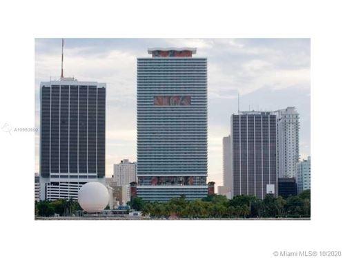 Photo of 50 Biscayne Blvd #406, Miami, FL 33132 (MLS # A10950850)