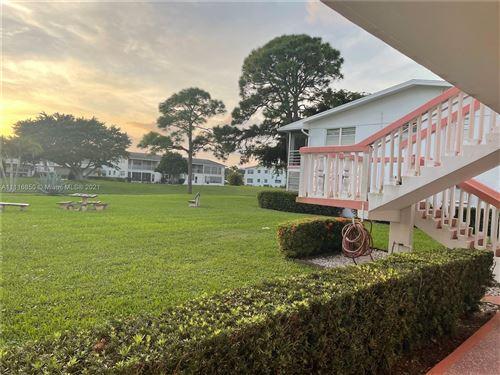 Photo of 29 Lyndhurst B #29, Deerfield Beach, FL 33442 (MLS # A11116850)