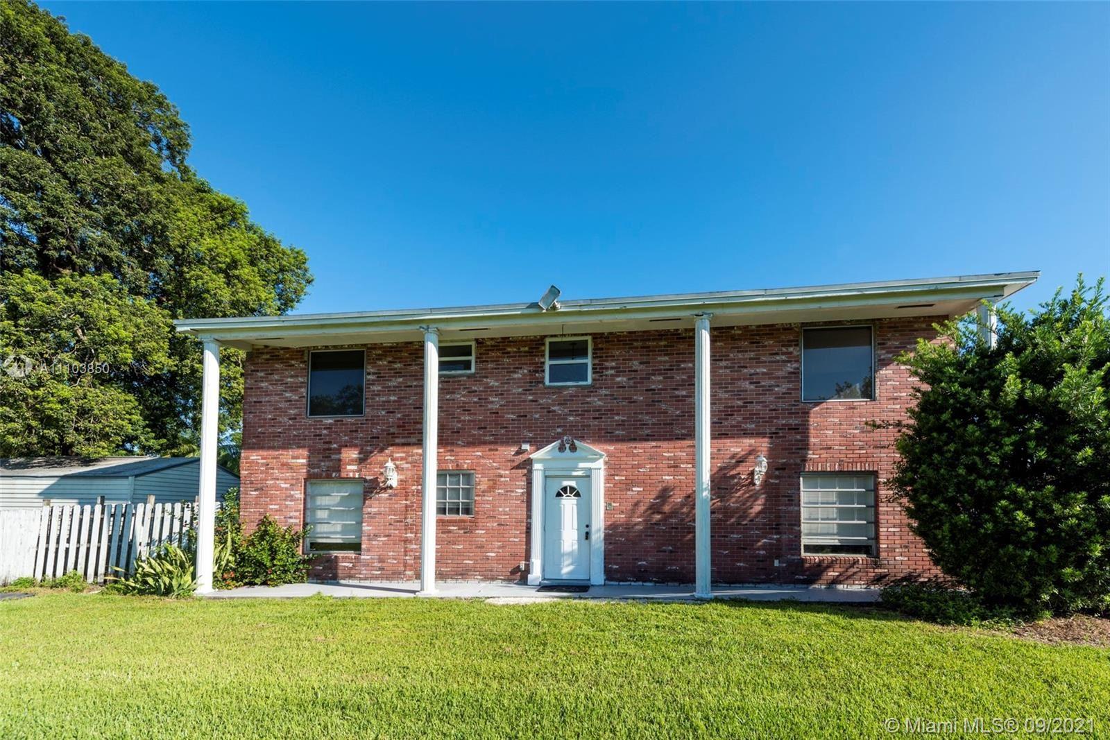 1201 Old Hiatus Rd, Plantation, FL 33323 - #: A11103850