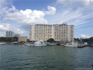 Photo of Listing MLS a10721851 in 7904 WEST DR #917 North Bay Village FL 33141