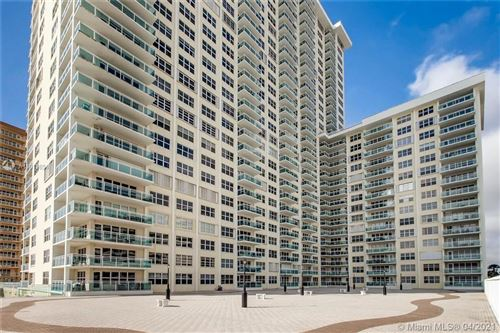 Photo of 3900 Galt Ocean Dr #111, Fort Lauderdale, FL 33308 (MLS # A11019851)