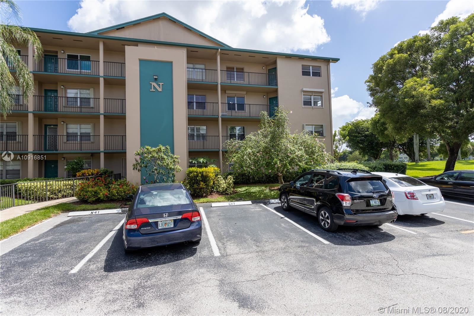12500 SW 6th St #314N, Pembroke Pines, FL 33027 - #: A10916851