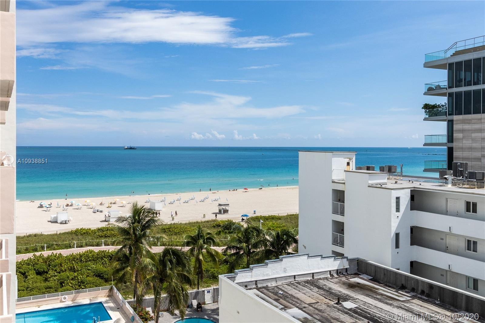 345 Ocean Dr #810, Miami Beach, FL 33139 - #: A10938851