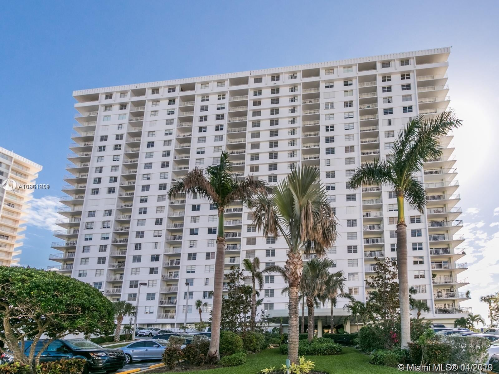 500 Bayview Dr #726, Sunny Isles, FL 33160 - #: A10961851
