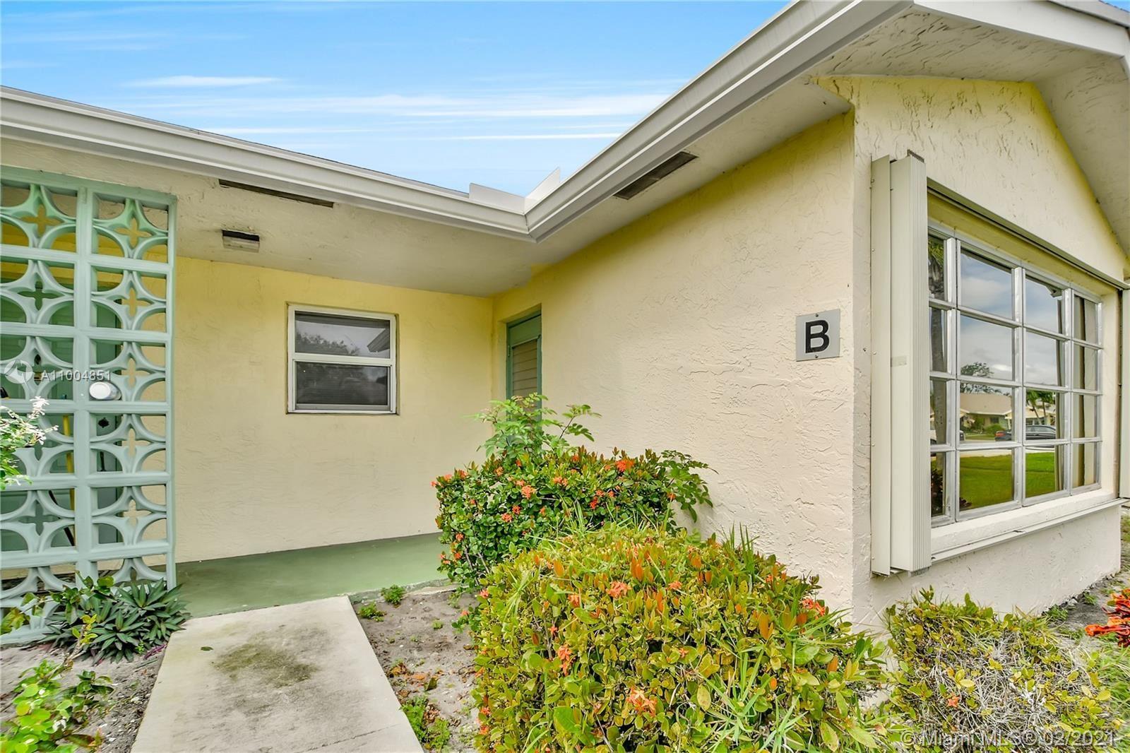 Photo of 5392 Lakefront Blvd #B, Delray Beach, FL 33484 (MLS # A11004851)