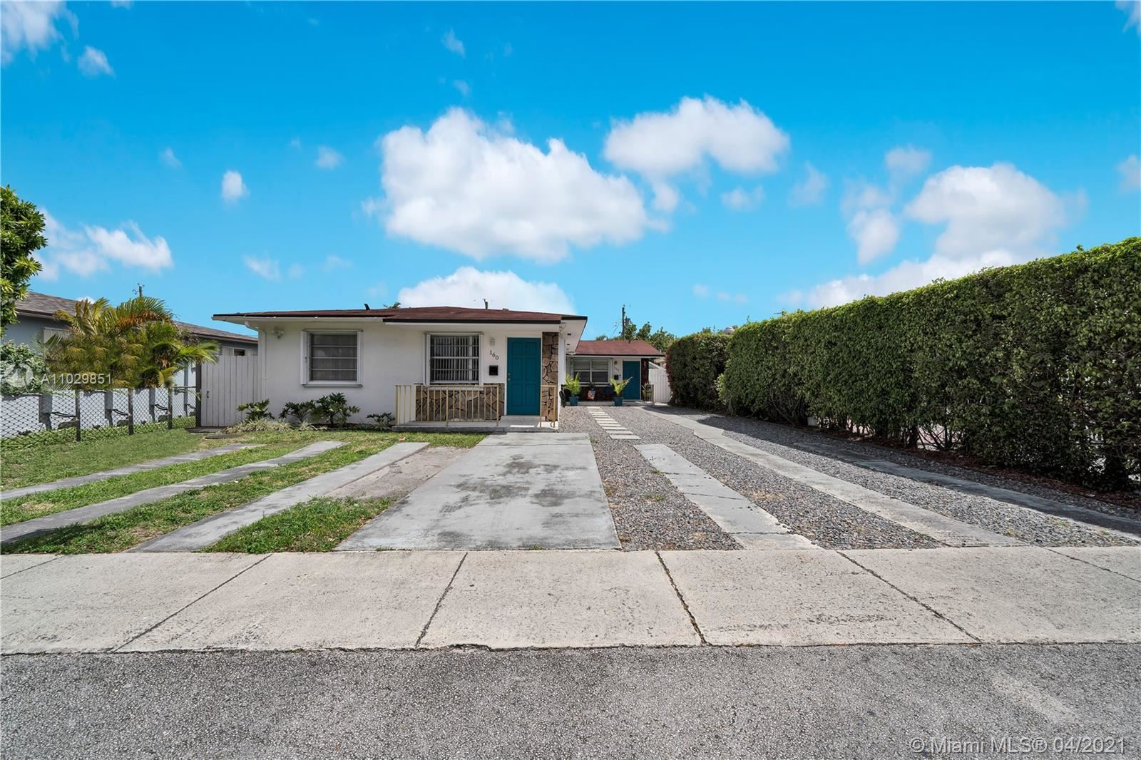 Photo for 160-162 W 13th St, Hialeah, FL 33010 (MLS # A11029851)