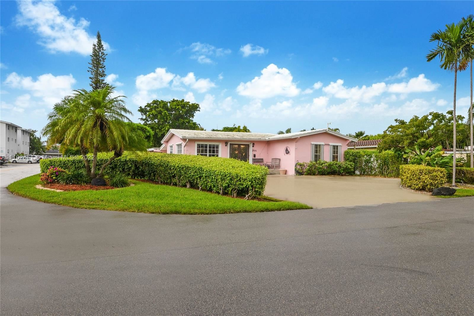 244 Hibiscus Ave, Lauderdale by the Sea, FL 33308 - #: A11102851