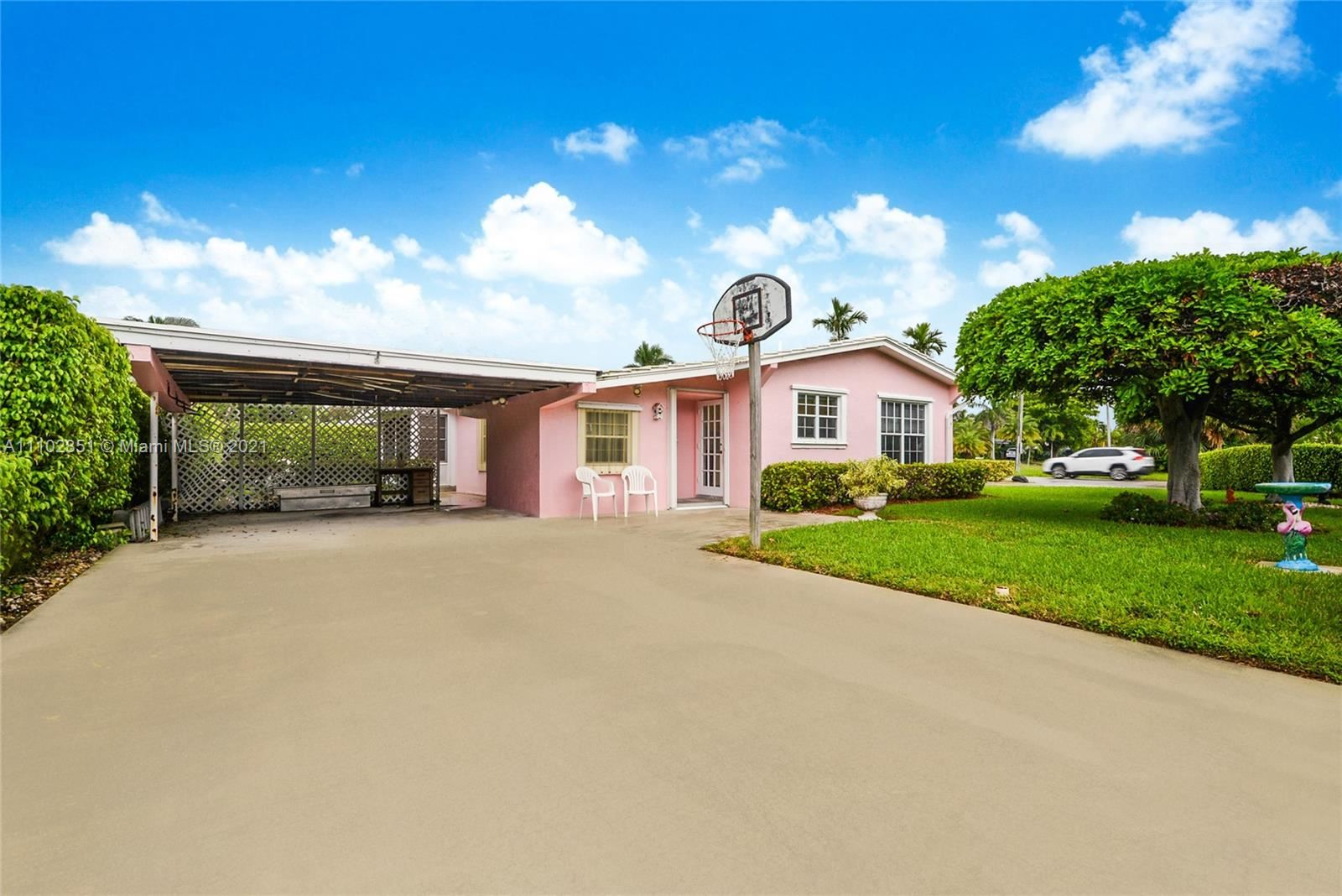 Photo of 244 Hibiscus Ave, Lauderdale By The Sea, FL 33308 (MLS # A11102851)