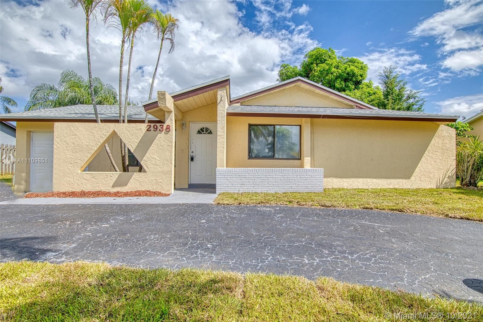 2938 NW 51st Ter, Margate, FL 33063 - #: A11109851