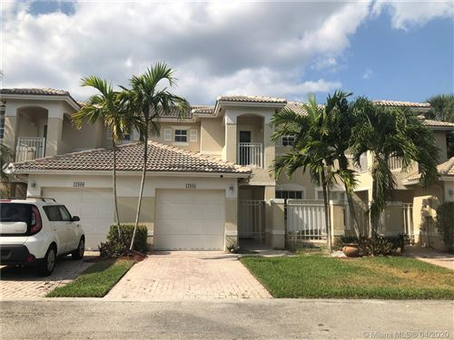 Photo of Listing MLS a10838852 in 17005 NW 22nd St #17005 Pembroke Pines FL 33028