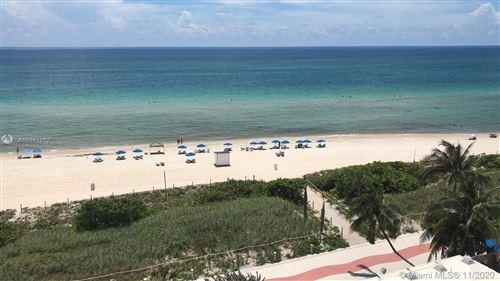 Photo of 5555 Collins Ave #9E, Miami Beach, FL 33140 (MLS # A10963852)