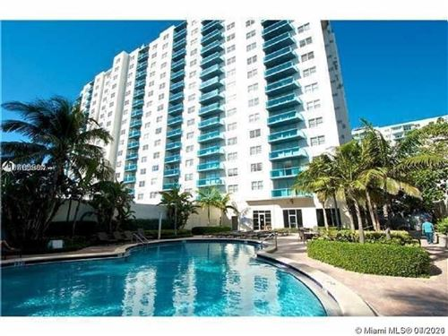 Photo of 4001 S Ocean Dr #15F, Hollywood, FL 33019 (MLS # A11026852)