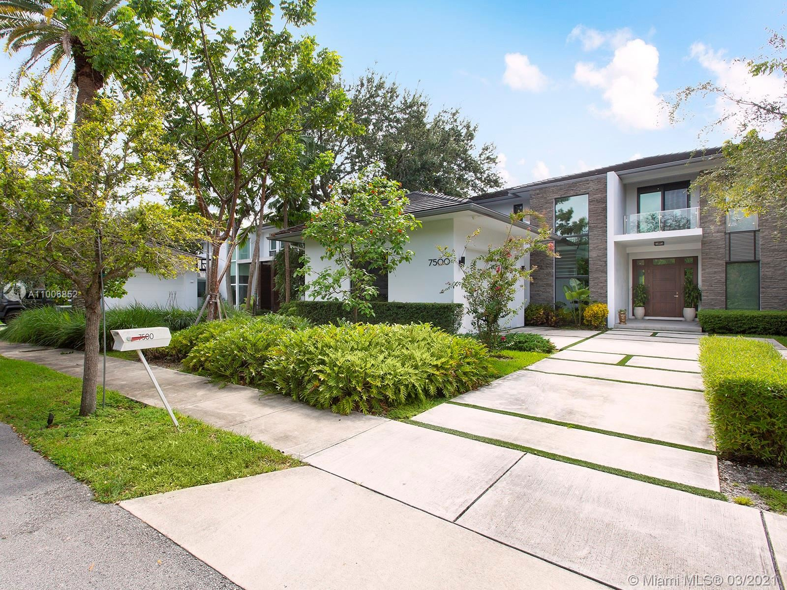 Photo of 7500 SW 57th Ct, South Miami, FL 33143 (MLS # A11006852)