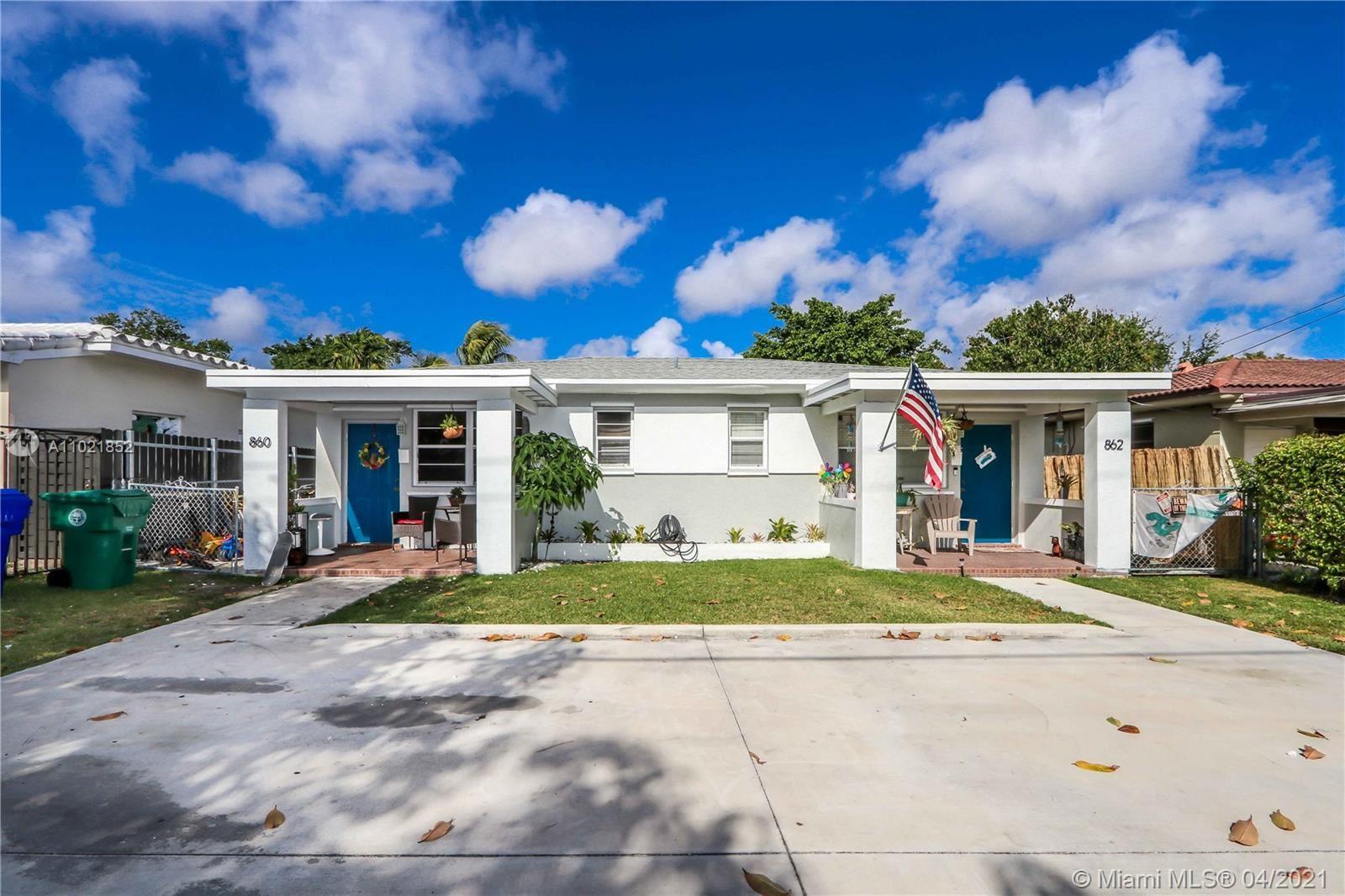 860 NW 31st Ave, Miami, FL 33125 - #: A11021852